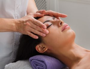Indian Head Massage Treatment