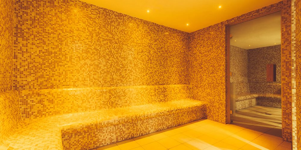 Verulamium Steam Room
