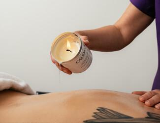 Fleur De Vigne Caudalie Candle Massage